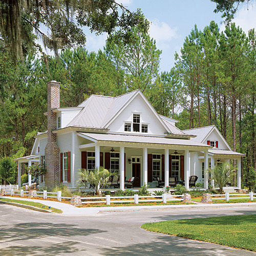 Southern Cottage House Plans: Southern Living