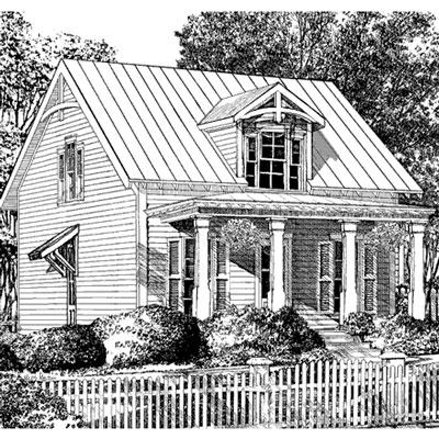 Greer Lane Plan #1024