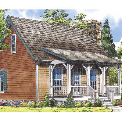 Tiny Houses Southern Living - Tiny home plan