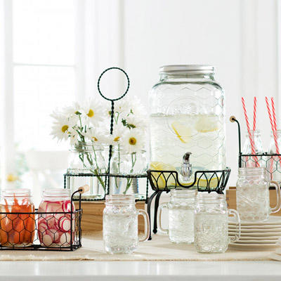 Country Chic Entertaining