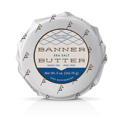 Runner Up: Sea Salt Butter