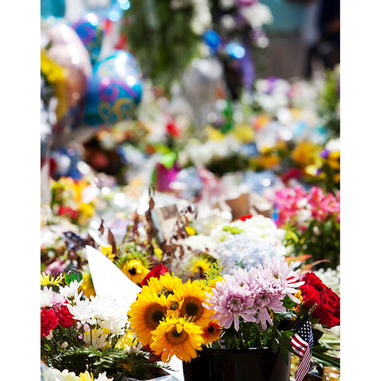 Flowers for Charleston