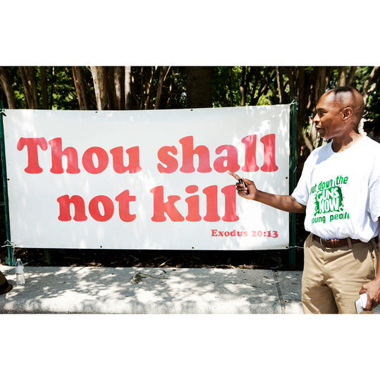 Thou Shall Not Kill