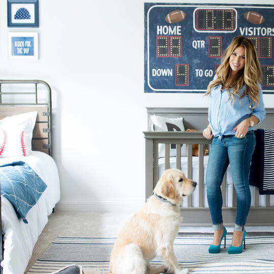 Jessie James Decker Nursery