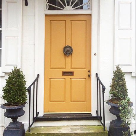 Our Favorite Charleston Front Doors