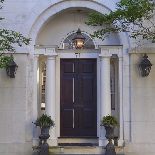 our favorite charleston front doors. Black Bedroom Furniture Sets. Home Design Ideas