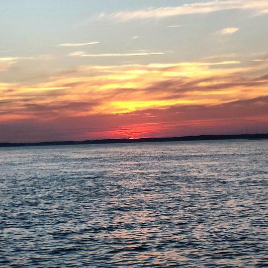 A Calibogue Sound Sunset