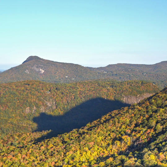 Jackson County North Carolina Mountains