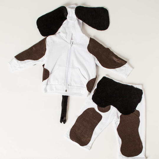 How To Make Puppy Dog Costume