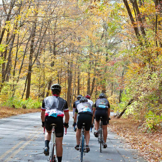 Travelers Rest Cyclist Routes