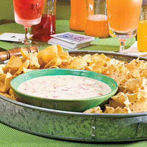 Spicy White Cheese Dip