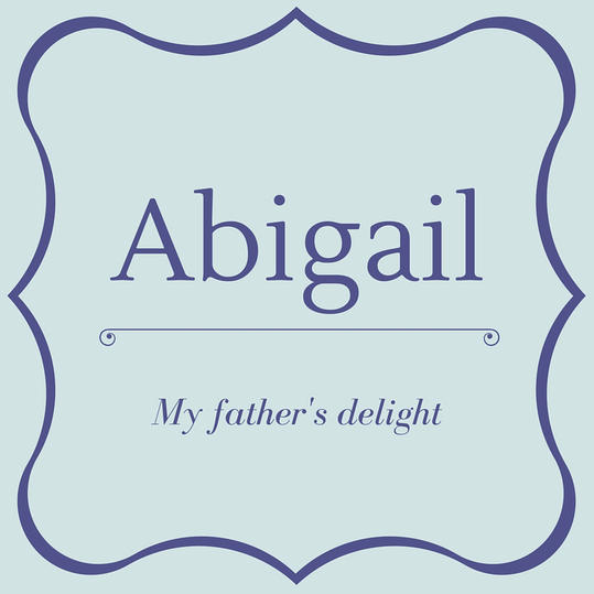 Southern names and their meanings southern living abigail negle Gallery