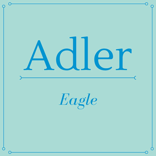 Southern names and their meanings southern living adler negle Images