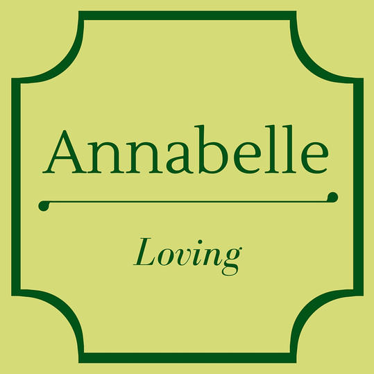 Southern names and their meanings southern living annabelle negle Images
