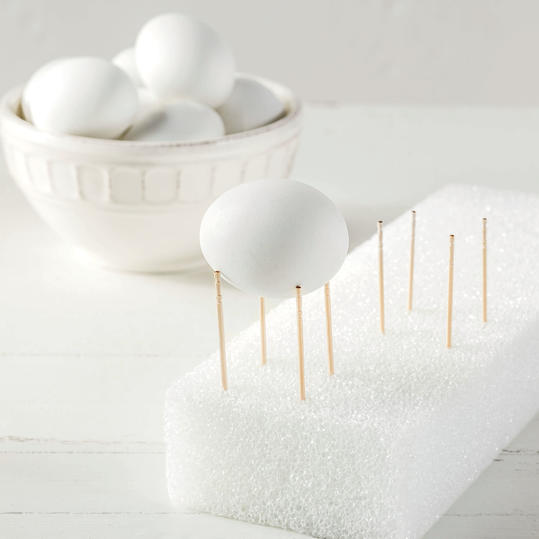 Golden Egg Drying Rack