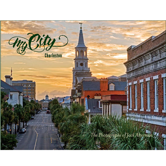 Cover of My City Charleston