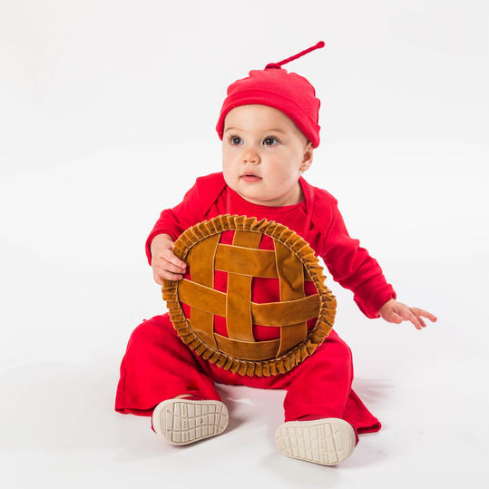 Diy halloween costumes for kids southern living cherry pie costume solutioingenieria Images