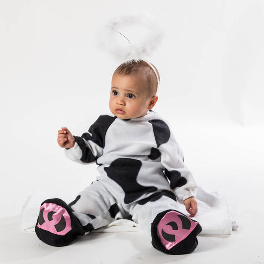 Holy Cow Costume  sc 1 st  Southern Living : cow costume for child  - Germanpascual.Com