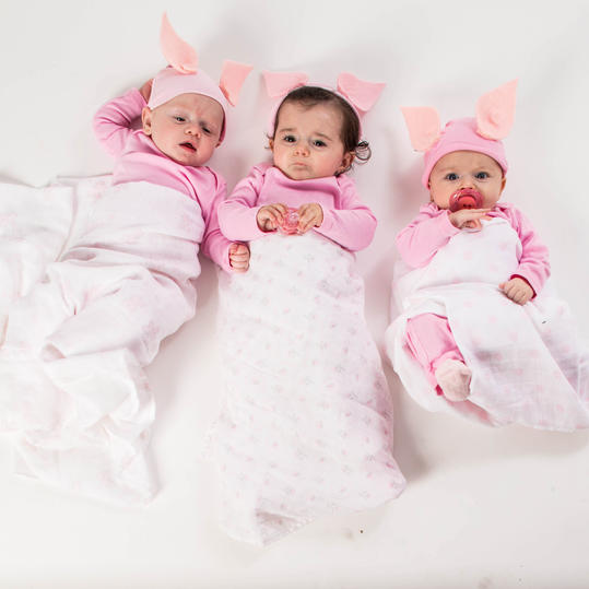 Diy halloween costumes for kids southern living pigs in blankets costume solutioingenieria Gallery