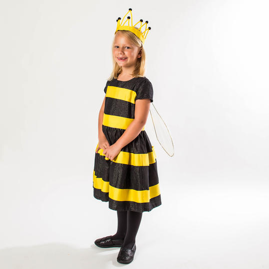 Diy halloween costumes for kids southern living queen bee costume solutioingenieria Image collections