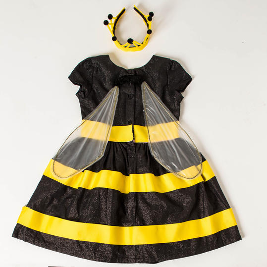 How To Queen Bee Costume