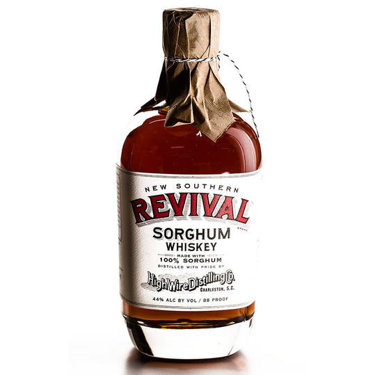 Runner Up: Revival Sorghum Whiskey
