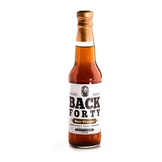 Back Forty Beer Co. Beer Vinegar