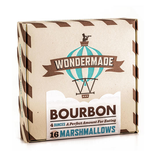 Runner Up: Bourbon Marshmallows