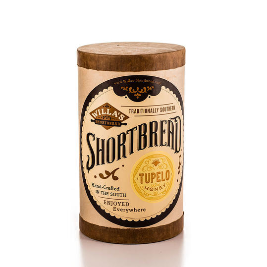 Tupelo Honey Shortbread Bites