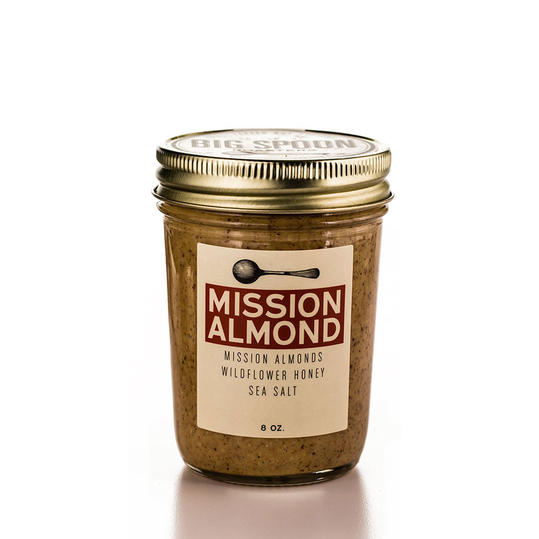 Mission Almond Butter