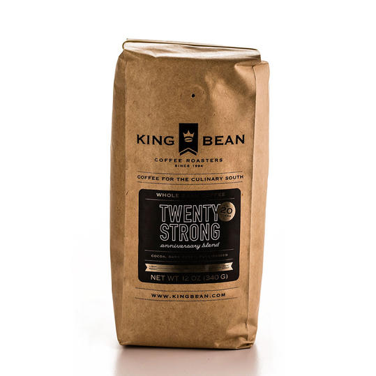 King Bean Coffee Twenty Strong