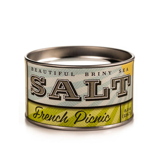 French Picnic Salt and Friends Forever Salt