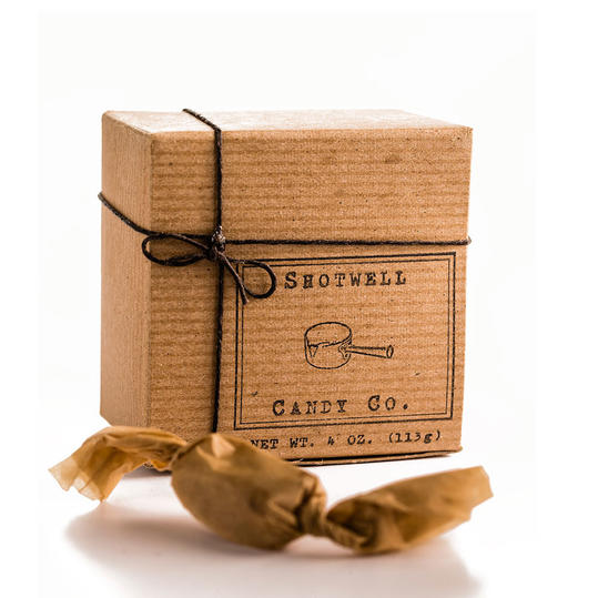 Shotwell Candy Co. Salted Caramels