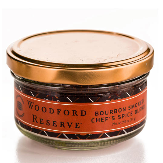 Runner Up: Woodford Reserve® Bourbon-Smoked Chef's Spice Blend