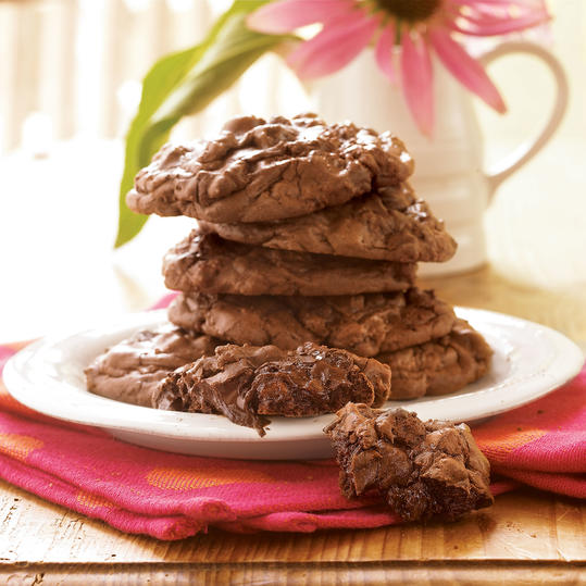 Best Cookies Recipes: Brownie Cookies Recipes