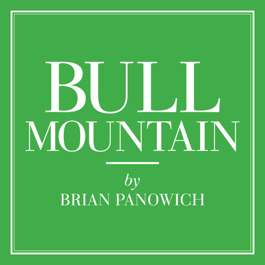 """Bull Mountain"" by Brian Panowich"