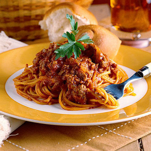 Simple Meaty Spaghetti Recipe: 40 Quick Ground Beef Recipes