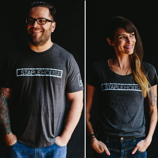 Jen Hidinger and Ryan Smith, Staplehouse & Giving Kitchen
