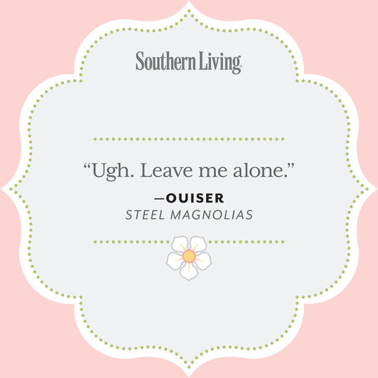 Ouiser Quote