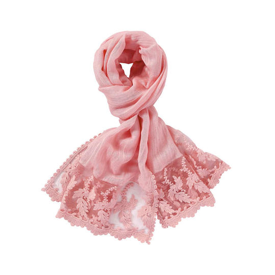 Mother's Day Joe Fresh Lace Scarf Image
