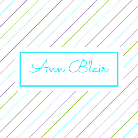 Double Name: Ann Blair