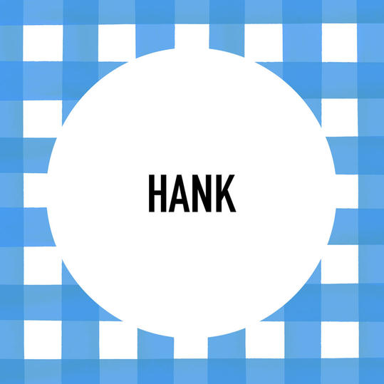 Southern Pet Name: Hank