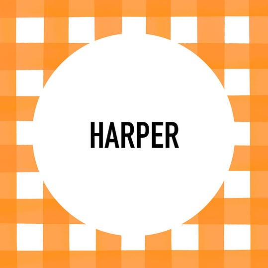 Southern Pet Name: Harper