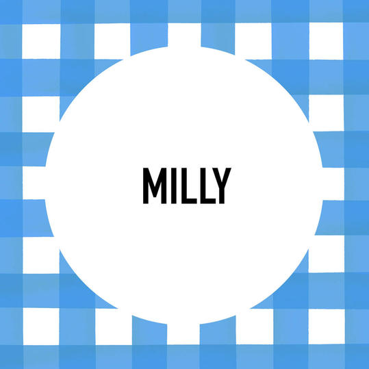 Southern Pet Name: Milly