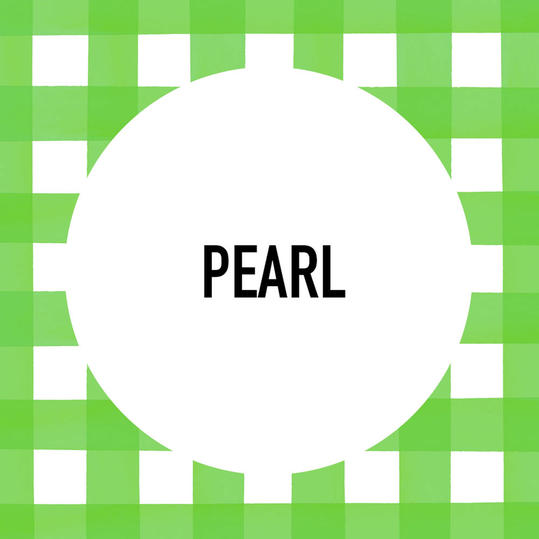 Southern Pet Name: Pearl