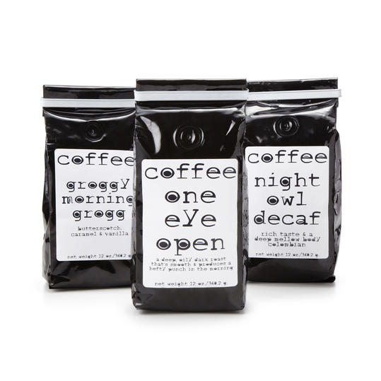 Morning, Noon, and Night Coffee