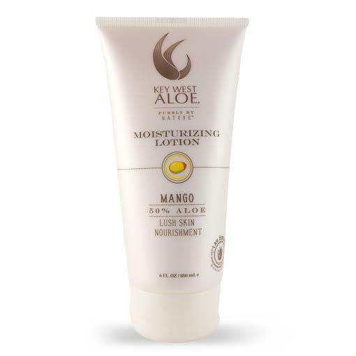 Key West Aloe Mango Moisturizing Lotion