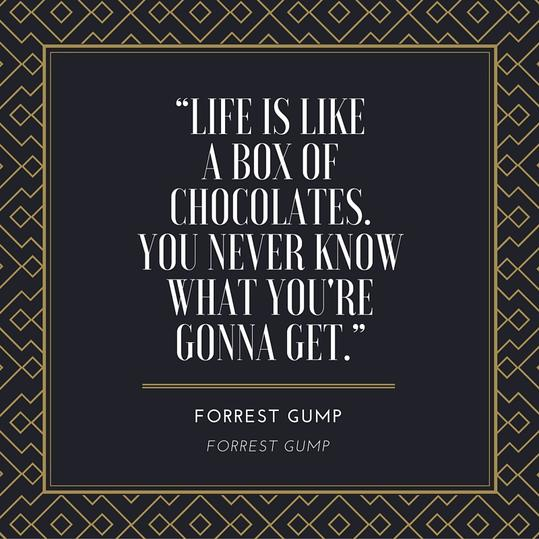 Forrest Gump Quotes Mama Always Said: The Most Quotable Lines From Forrest Gump