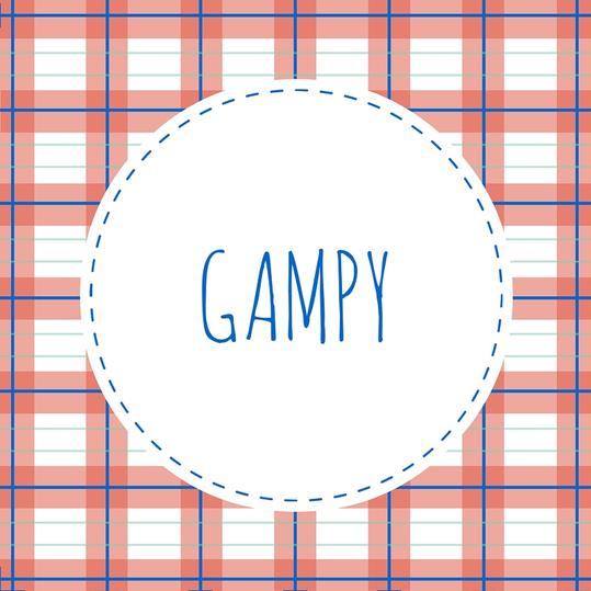Grandfather Name: Gampy