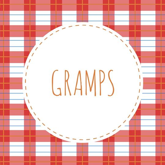 Grandfather Name: Gramps